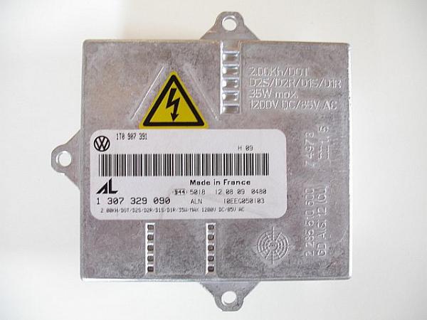 AL 1 307 329 090 Xenon Scheinwerfer Steuergerät Ballast