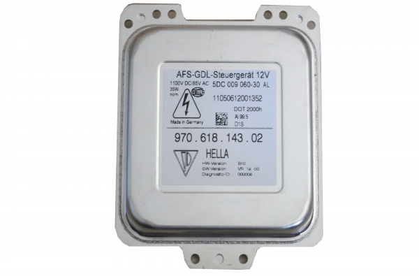 HELLA AFS-GDL Xenon Steuergerät 5DC009060-30 AL für D1S Fassung für Porsche
