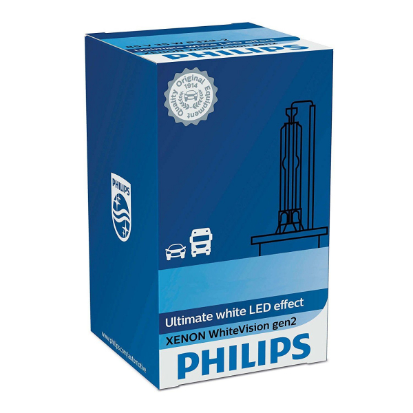 Philips D3S 42403WHV WhiteVision gen2 Xenon Brenner in C1 Verpackung