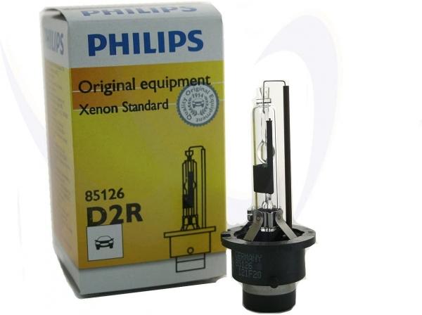 Philips D2R 85126 Xenon Xenon Brenner Standard