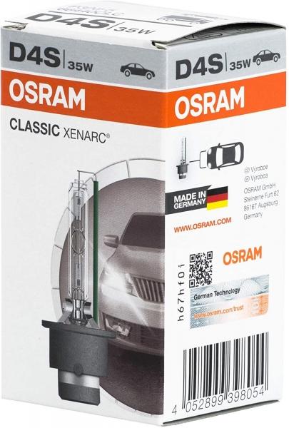 Osram D4S 66440CLC Xenarc Classic Xenon Brenner