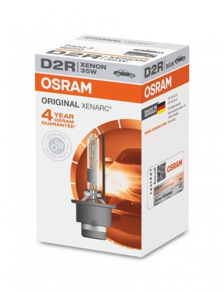 OSRAM D2R 66250 Original Xenarc Xenon Brenner Scheinwerferlampe