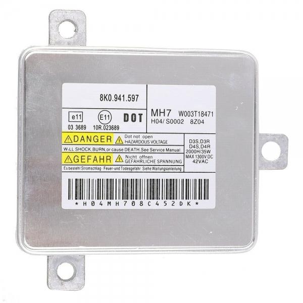 MITSUBISHI ELECTRIC 8K0941597 Xenon Scheinwerfer Vorschaltgerät für VW, Audi