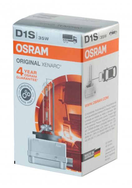 Osram D1S 66140 Xenarc Xenon Brenner Scheinwerferlampe