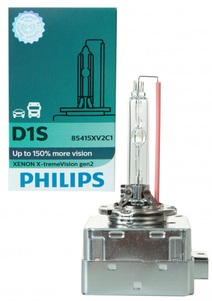 Philips D1S 85415XV X-treme Vision gen2 Xenon Brenner in C1 Verpackung