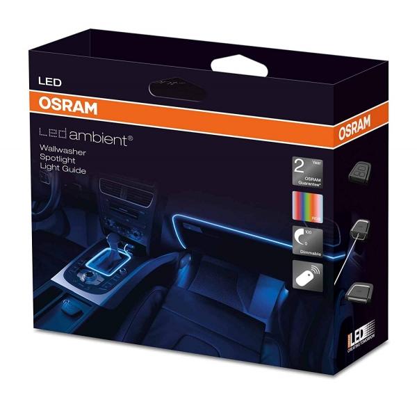 Osram LEDambient Interior-Kit, Innenbeleuchtung, Dimmbar